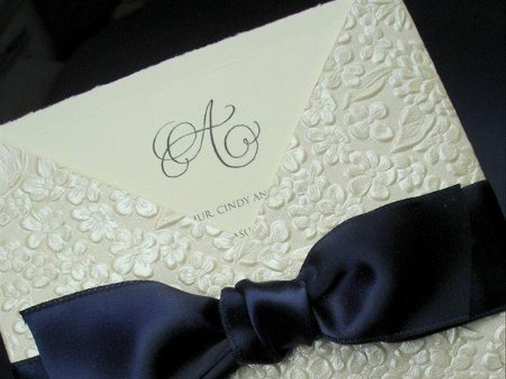 Tmx 1319304669572 016 South Dennis wedding invitation