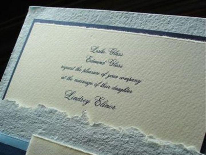 Tmx 1319305339041 Photo353 South Dennis wedding invitation