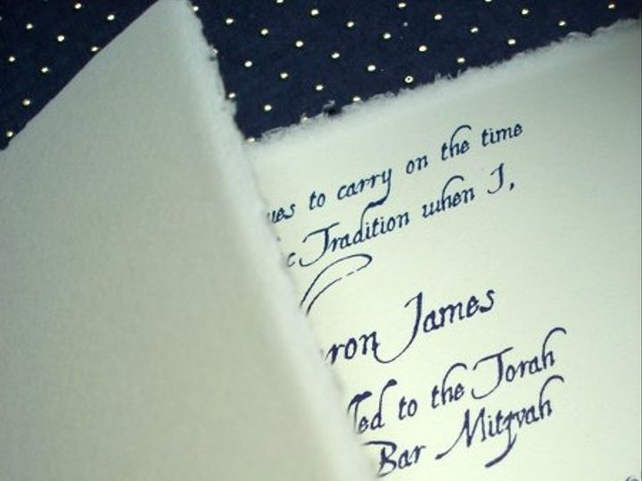 Tmx 1325785171089 004 South Dennis wedding invitation