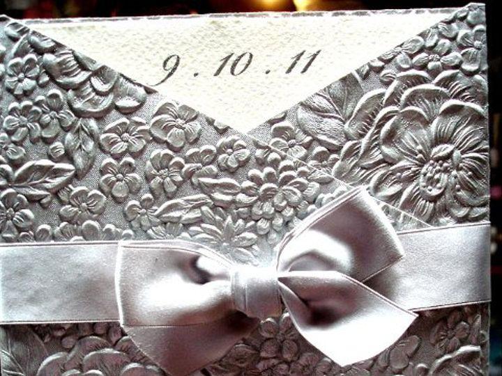 Tmx 1325785370961 004 South Dennis wedding invitation