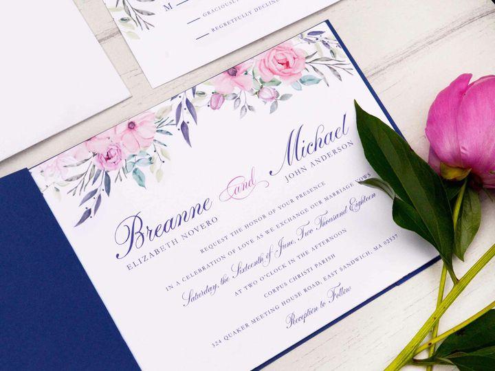 Tmx Booklet Wedding Invitation Capecod 51 405360 Pittstown, NJ wedding invitation
