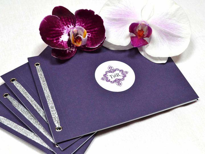 Tmx Indian Wedding Invitation Booklet 51 405360 Pittstown, NJ wedding invitation