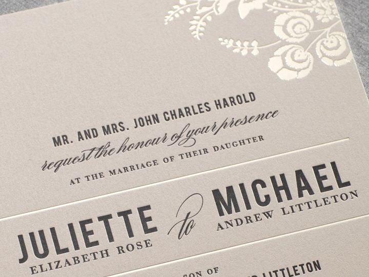 Tmx 1365563345444 Dp2stinson04lrg La Jolla, CA wedding invitation