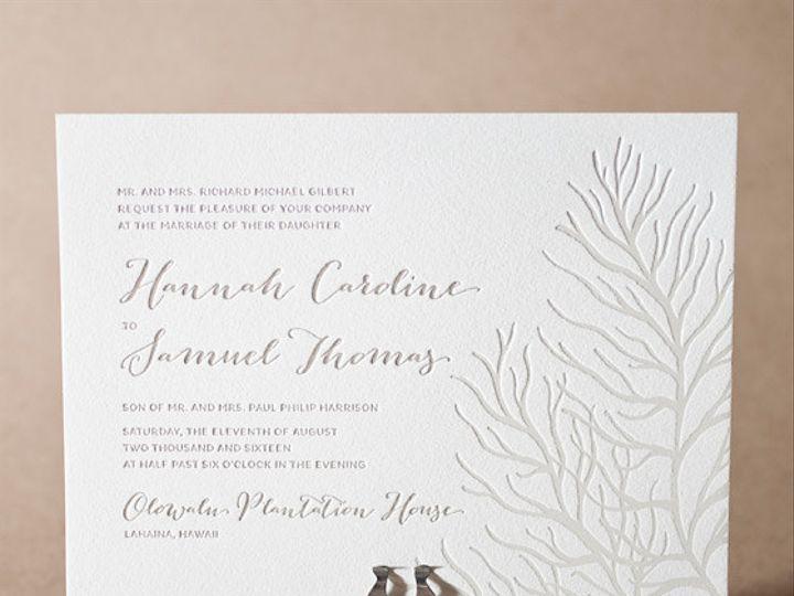 Tmx 1365563492533 Breakers La Jolla, CA wedding invitation