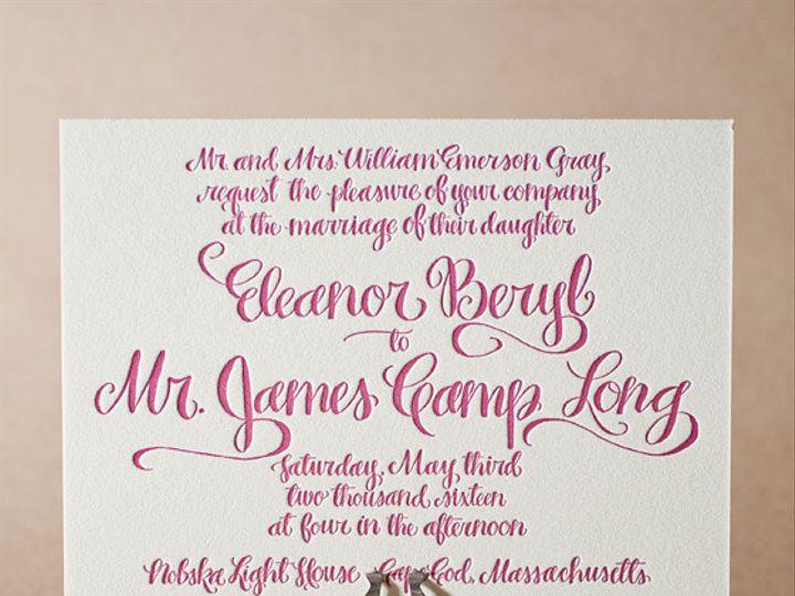 Tmx 1365563550615 Eleanor La Jolla, CA wedding invitation
