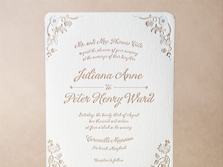 Tmx 1365563669749 Indian Summer La Jolla, CA wedding invitation