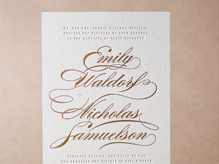 Tmx 1365563958319 Whisper La Jolla, CA wedding invitation