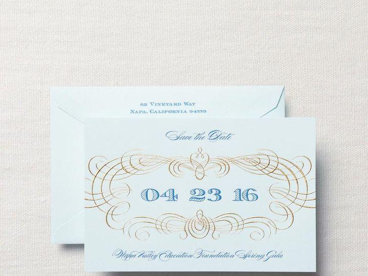 Tmx 1434569952830 William Arthur1   Savethedate La Jolla, CA wedding invitation