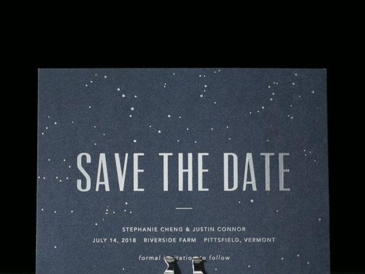 Tmx 1434584442219 Modern Lumen Save The Date11 576x576 La Jolla, CA wedding invitation