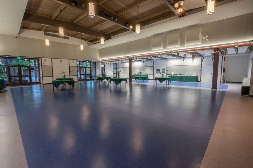 The space is among the newest in Palo Alto, renovated in 2017.