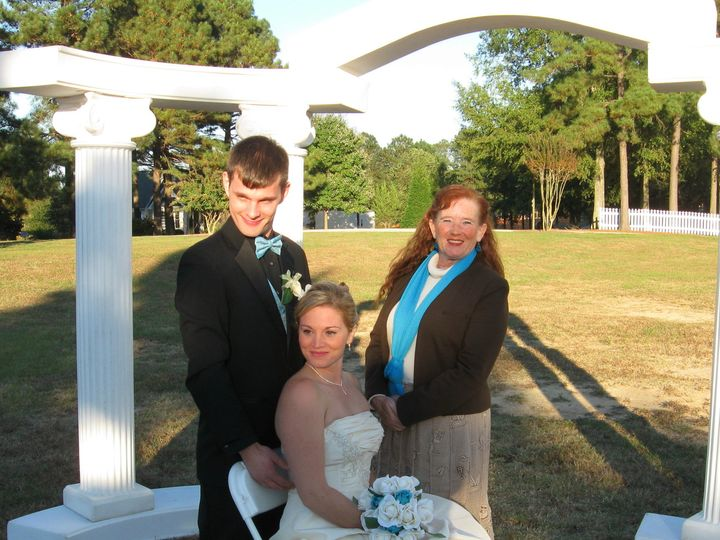 Tmx 1384209350763 Sara  Craig  Samanth Raleigh, North Carolina wedding officiant