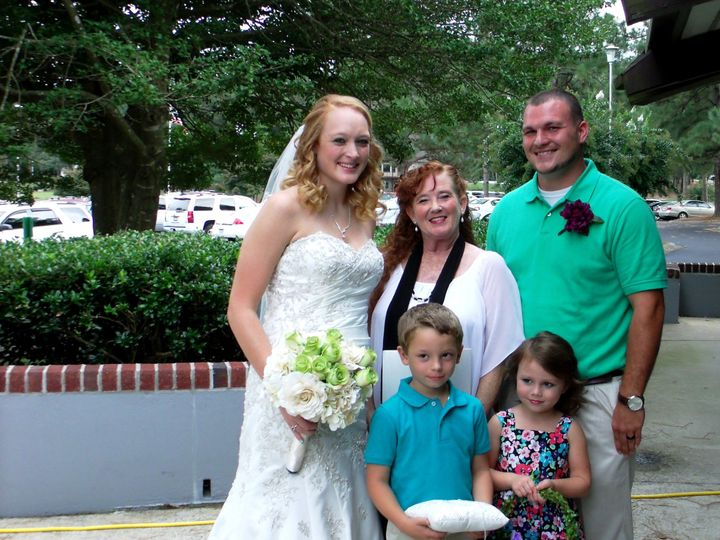 Tmx 1416061542821 Samantha  The Family Raleigh, North Carolina wedding officiant