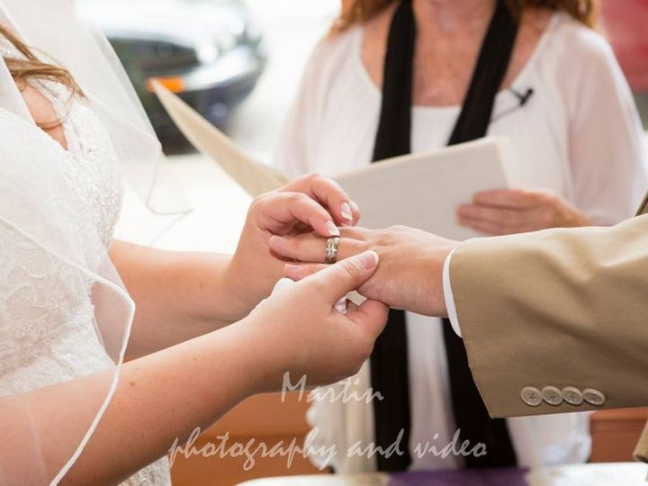 Tmx 1416061790360 With This Ring I Thee Wed Raleigh, North Carolina wedding officiant