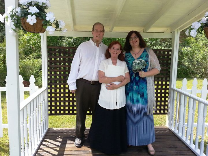 Tmx 1438537725596 Mark Samantha Susan Raleigh, North Carolina wedding officiant
