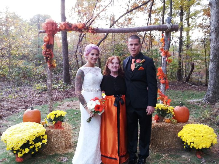 Tmx 1447343626007 Bride   Samantha   Groom Raleigh, North Carolina wedding officiant