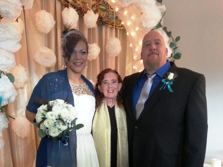 Tmx 1452549299802 3 Of Us Raleigh, North Carolina wedding officiant