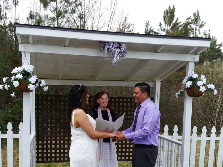 Tmx 1457906931698 Performing The Ceremony 2 Raleigh, North Carolina wedding officiant