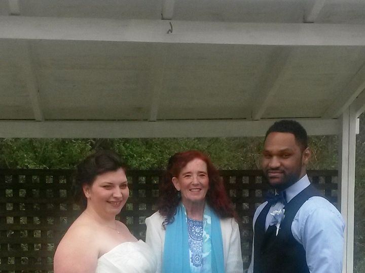 Tmx 1459183184854 The 3 Of Us Raleigh, North Carolina wedding officiant
