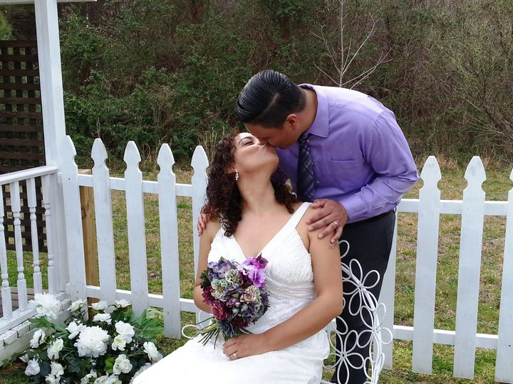Tmx 1461700823139 Kiss In The Sette Raleigh, North Carolina wedding officiant