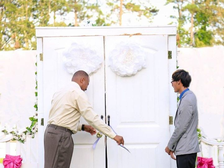 Tmx 1468365761132 Opening The Bridal Doors Raleigh, North Carolina wedding officiant