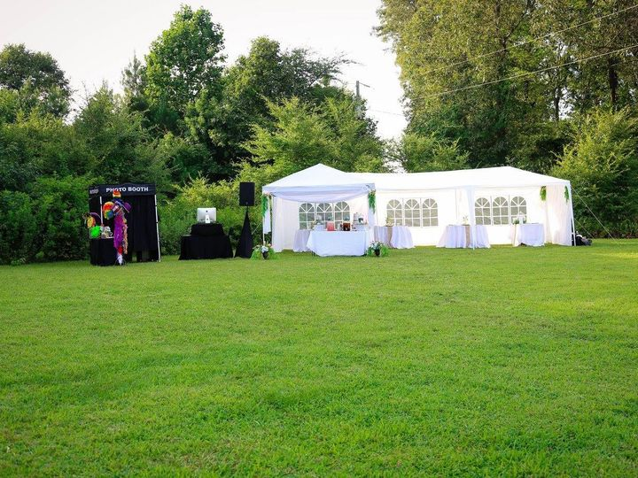 Tmx 1468366137335 Tent  Photo Booth Raleigh, North Carolina wedding officiant