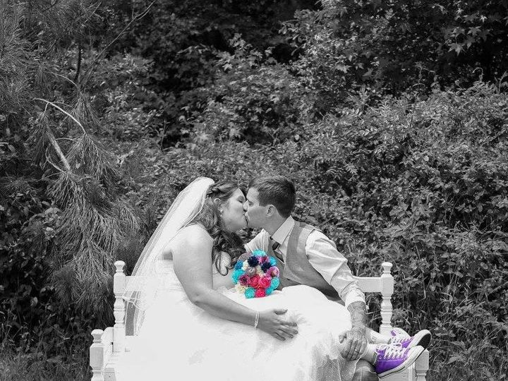 Tmx 1468366573488 Ashley  Kenny Kissing Raleigh, North Carolina wedding officiant