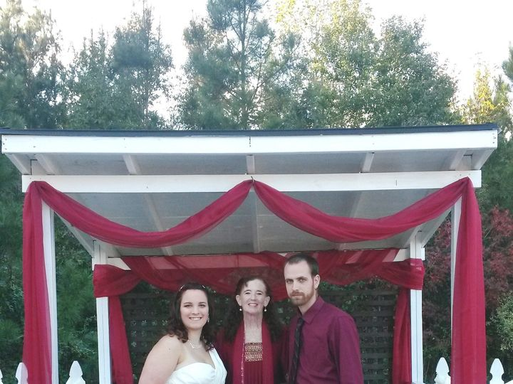 Tmx 1477021044877 The 3 Of Us Raleigh, North Carolina wedding officiant