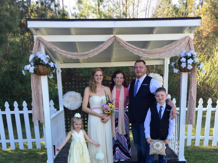 Tmx 1491173048459 Whitney  Anthony Wedding Raleigh, North Carolina wedding officiant