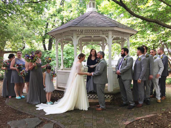 Tmx 1496015463366 Grace  Matthew Hold The Bible Raleigh, North Carolina wedding officiant