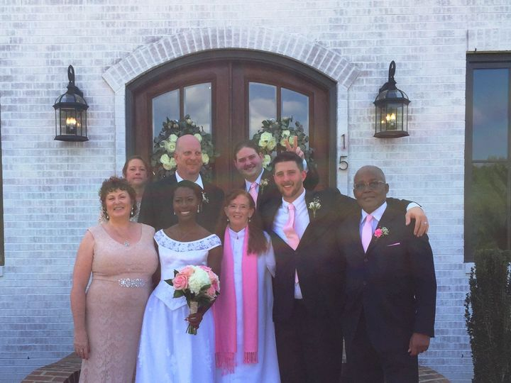 Tmx 1502720991534 Group 1 Raleigh, North Carolina wedding officiant