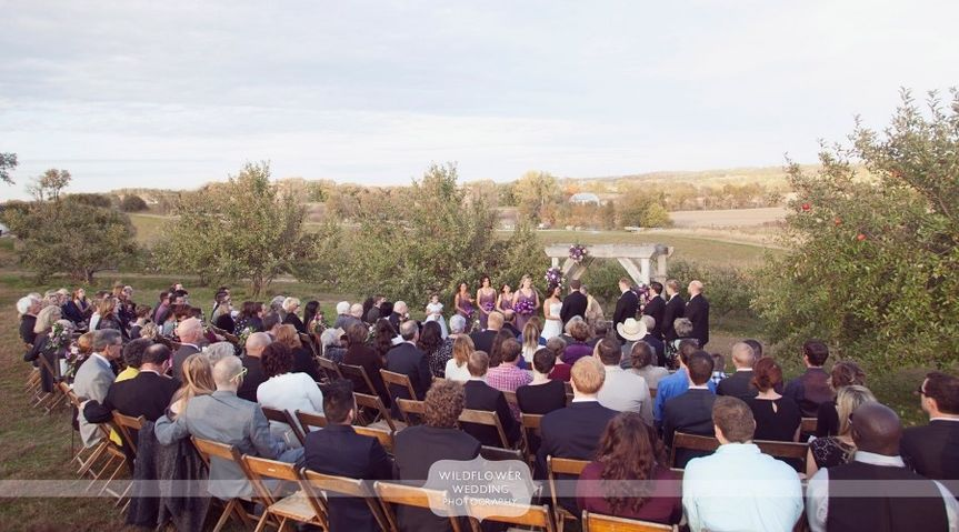 Weston Red Barn Farm - Venue - Weston, MO - WeddingWire