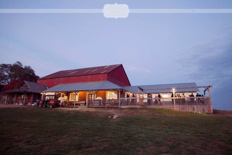 Weston Red Barn Farm Reviews & Ratings Wedding Ceremony & Reception