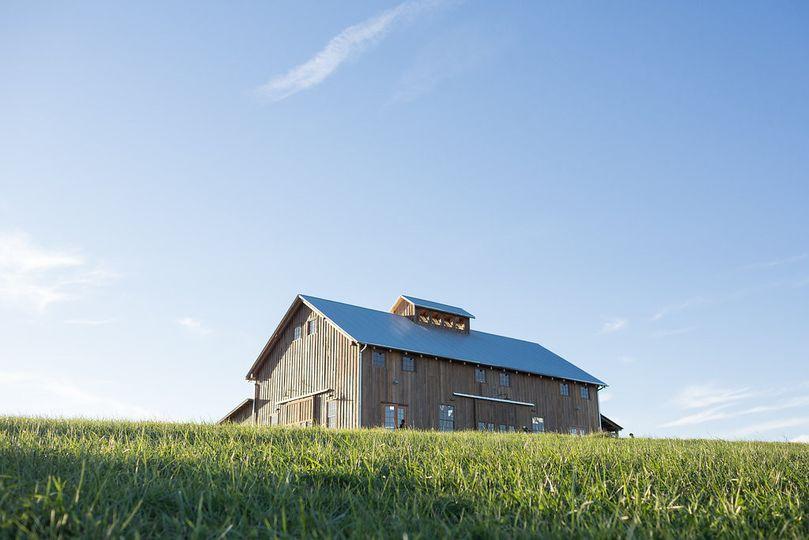 The farm facade