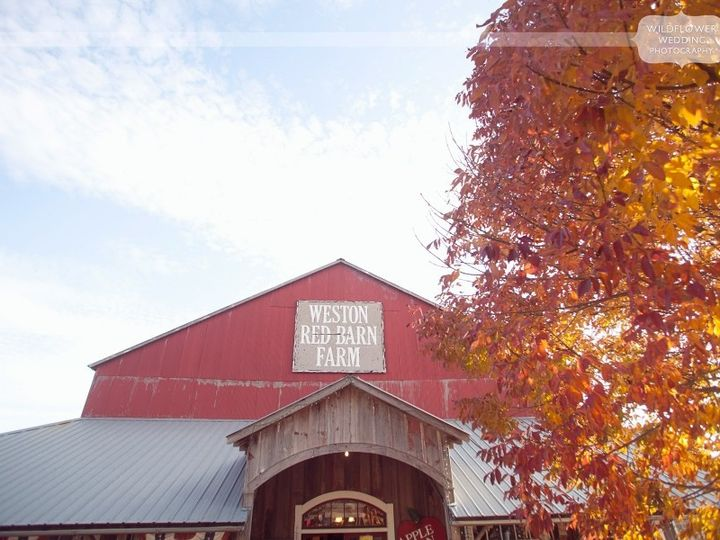 Tmx 1422893760522 Weston Red Barn Wedding Kc Mo 13ppw900h600 Weston, MO wedding venue
