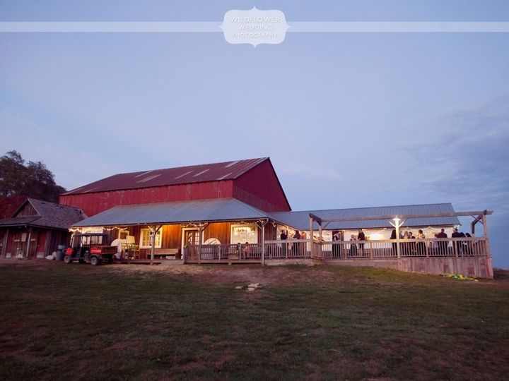 Tmx 1422893832192 Weston Red Barn Wedding Kc Mo 40ppw900h600 Weston, MO wedding venue