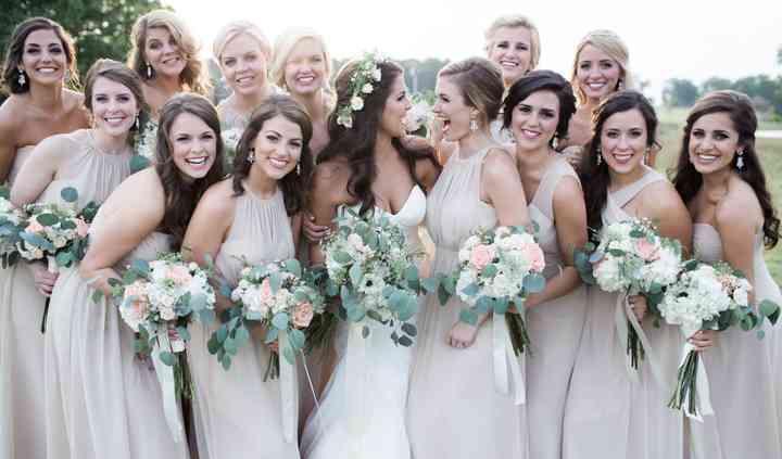 Bella Bridesmaids Little Rock
