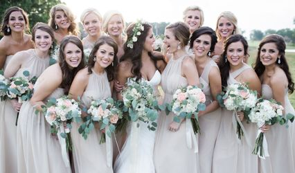 Bella Bridesmaids Little Rock