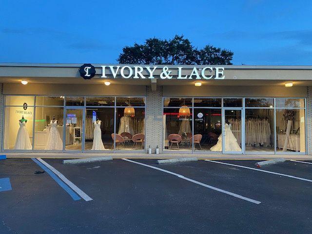 Ivory & Lace Bridal Boutique