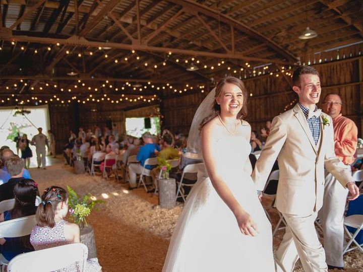 Tmx 1404751242049 Barn Exit Amberelliot Raleigh, North Carolina wedding venue