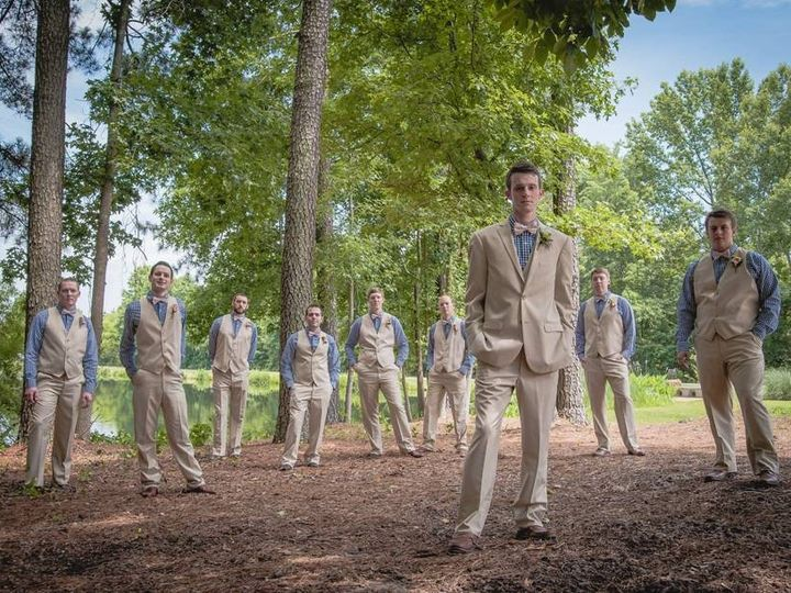 Tmx 1404751278020 Groomsmen Raleigh, North Carolina wedding venue