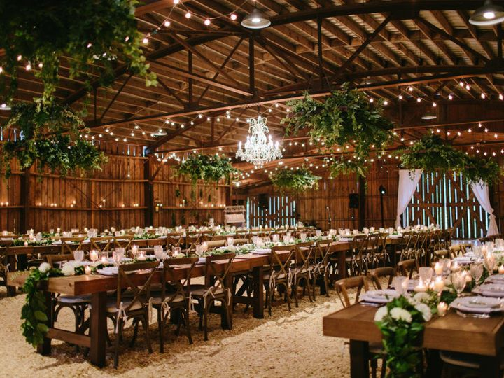 Tmx 1523479472 3a781b0c14546316 The Barn.elegant Rustic.2 Raleigh, North Carolina wedding venue