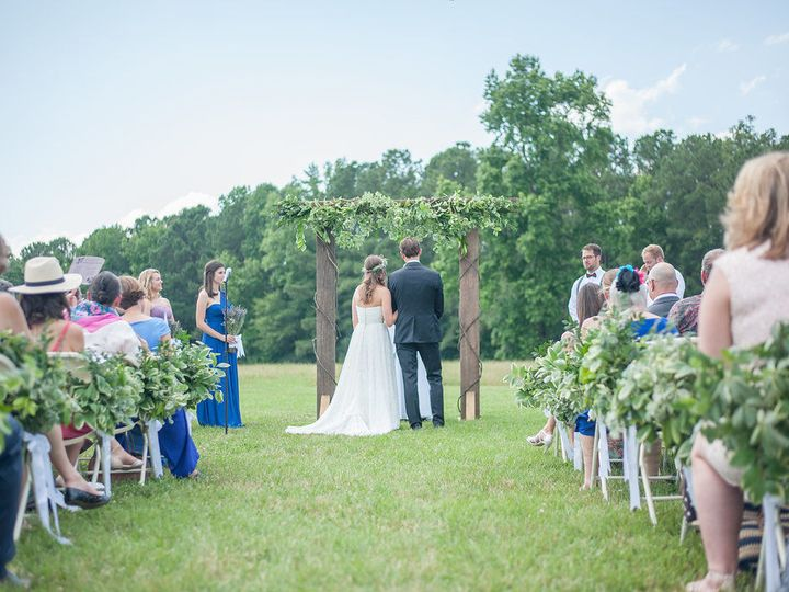 Tmx 1523479660 3e7a952ca70c0db2 1523479640 C6c72ea49459add5 1523479640335 11 Ceremony In The P Raleigh, North Carolina wedding venue