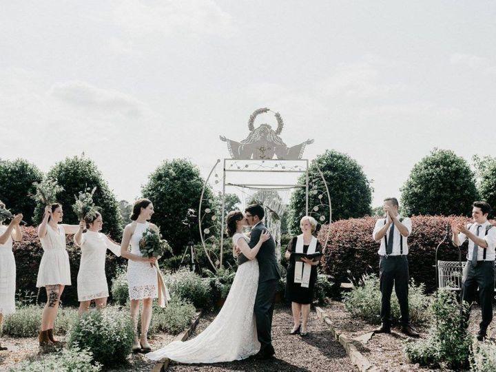 Tmx 1523479759 C86c2c56b9a91ce7 1523479646 1701f5183ecaf83e 1523479646751 12 Ceremony In The G Raleigh, North Carolina wedding venue