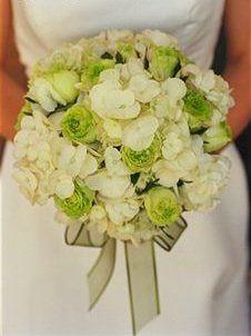 Tmx 1305075232840 GreenBridalBouquet Mill Creek wedding planner