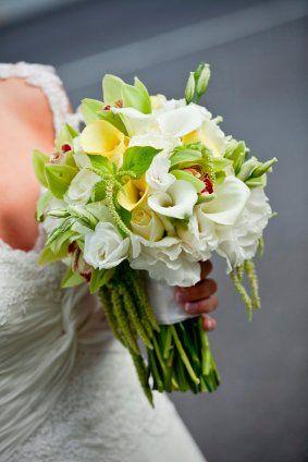 Tmx 1310423536265 WhiteRoseBouquet Mill Creek wedding planner