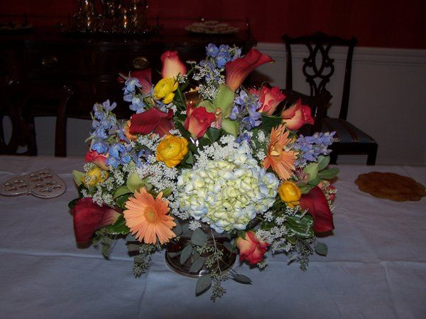 Tmx 1311617720516 Picture707 Abington, Pennsylvania wedding florist