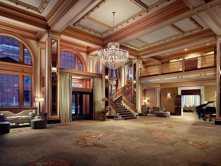 omni severin hotel venue indianapolis in weddingwire. Black Bedroom Furniture Sets. Home Design Ideas