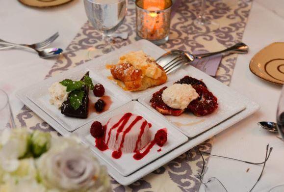 Desserts Against Pretty Runner