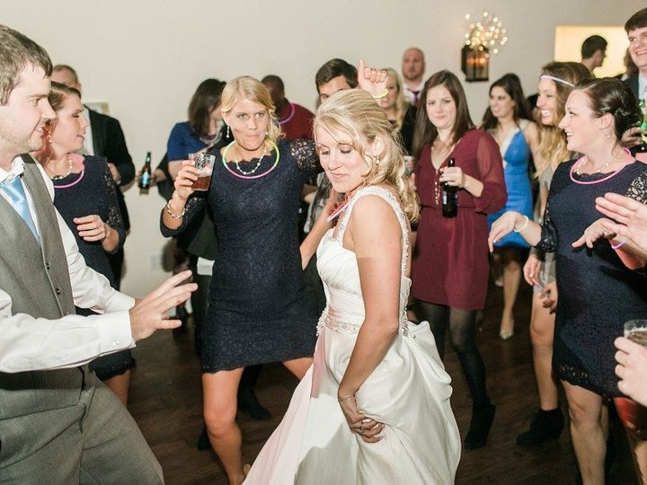 Tmx 1493327187753 Katie  Doug Wedding 937 Richmond, VA wedding dj