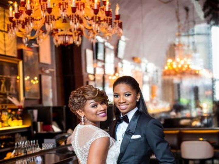 Tmx Black Lesbian Wedding 51 712460 160321879138759 Richmond, VA wedding dj